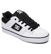 Dc Shoes Skate Bianco Puro - Nero 300660 Xwkw Uomo Taglie UK 8 - 13 e591b73b97c