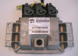 Motorsteuergerät Steuergerät Motor Citroen C5 Magneti Marelli IAW6LP108