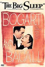 Big Sleep  DVD Humphrey Bogart, Lauren Bacall, John Ridgely, Martha Vickers, Dor