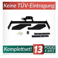 ZX Grand Tiger Pickup ab 09 Kpl. Anhängerkupplung starr+E-Satz 13p