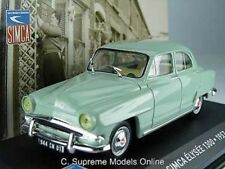 SIMCA ELYSEE 1300 57 CAR MODEL 1/43 SCALE GREEN COLOUR SCHEME EXAMPLE T3412Z(=)