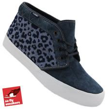 Vans California Chukka Boots   UK 8/US 9   Blue Leopard Camo   Limited Edition
