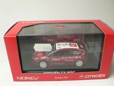 CITROEN C4 WRC #1 RALLYE DE MONTE CARLO NOREV 155418 1:43