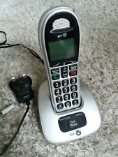 BT Big Button 4000 Single Cordless Telephone House Phone Used but working fine.
