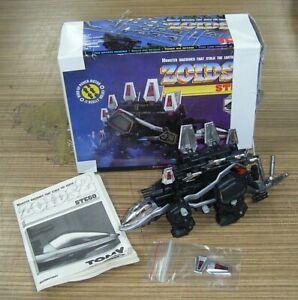 Vintage Boxed Tomy 1994 Zoids 2 Motorized Robot Toy - Stego