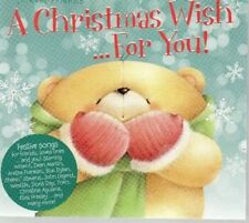 FOREVER FRIENDS A CHRISTMAS WISH FOR YOU 3 CDs