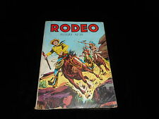 Rodeo album 74 contient Rodeo 359, 360, 361 Edition LUG 1981
