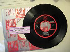 BILLY J KRAMER bad to me / little children ERIC JUKEBOX STRIP  45