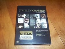STANLEY KRAMER FILM COLLECTION Ship of Fools Wild One Classic 6 DVD SET NEW