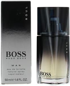 Boss Soul By Hugo Boss For Men EDT Cologne Spray 1.6oz New