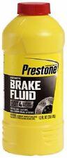 (12) Prestone AS800Y 12 ounce DOT 4 Synthetic Heavy Duty Brake Fluid