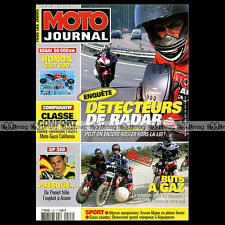 MOTO JOURNAL N°1527 HARLEY T-SPORT HONDA CBR 600 MOTO-BALL GRAND PRIX ASSEN 2002