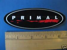 Primal Bike Mountain Race Ride Mt Bicycle Decal Sticker