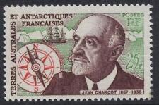 Francia Antártica 1961 Jean síndrome de Charcot van de 25º F Perfecto um