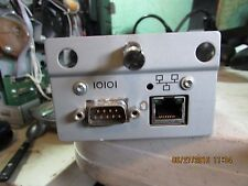 Ethernet And Serial Port Unit For A Dell 132 Tape Libiary