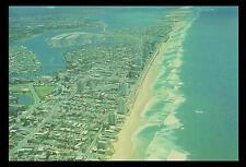 SURFERS PARADISE GOLD COAST ISLANDS POSTCARD Aust Post 1976 PRE-PAID 18c MINT