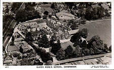 Caversham. Queen Anne's School # 4013 by Aero Pictorial. Aerial View.