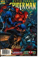 Peter Parker Spider-Man #77 Newsstand Edition Morbius, Crown Hunger, 1997