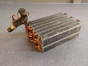 VERY NICE USED ORIGINAL GENUINE PORSCHE 911 930 AIR CONDITIONING EVAPORATOR