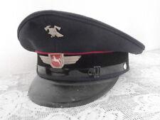 Antigua gorra alemana de bombero defensa antiaérea años 30 40 III reich alemán ?