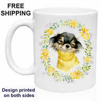 My Little Sweet Chihuahua, Birthday, Christmas Gift, White Mug 11 oz Coffee/Tea