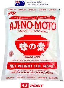 Ajinomoto Monosodium Glutamate Umami Seasoning MSG 454g  - ( expiry date: 2025)