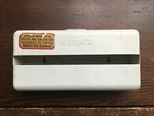 Vintage Kleenex steel container wall or table Box 50/60s retro Industrial
