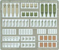 eduard 32604 1/32 Aircraft- Seatbelts USAF & USN WWII Early (Painted)