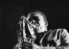"Reproduction ""John Coltrane - Saxaphone"" Poster, Jazz, Wall Art, Vintage Print"