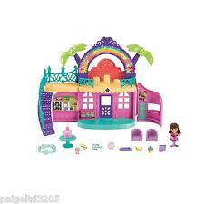Fisher-Price Nickelodeon Dora the Explorer  Dora & Friends Cafe BHT18