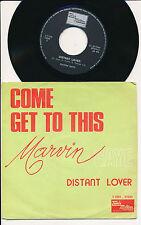 "MARVIN GAYE 45 TOURS 7"" BELGIUM DISTANT LOVER MOTOWN"