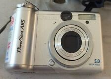Canon Powershot A95 5.0 Mega Pixel Digital Camera
