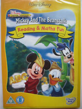 Disney Learning Adventures - Mickey And The Beanstalk Reading & Maths (DVD 2005)