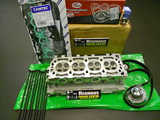Rover k series cylinder head brand new genuine rover with top end rebuild kit