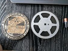 VTG SOVIET FILM 16 MM EDUCATIONAL MOVIE LIBERATION OF CRIMEA AT WW2 PROPAGANDA
