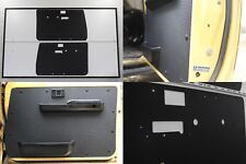 Toyota Land Cruiser 70 Series Ute ABS Door Trim Panels. Electric Windows