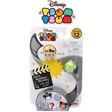 Disney Tsum Tsum Series 12 GoGo & Alien Minifigure 3-Pack Hidden Mickey