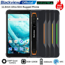 Blackview BV6300 Pro Android 10 Rugged Phone 6GB+128GB IP68 Waterproof Slim Body