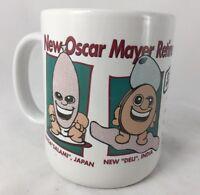 New Oscar Mayer Retirement Centers Established 1999 Coffee Mug Tea Cup