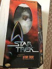 "Star Trek Aliens and Adversaries Edition 12"" inch Mugato MIB"