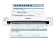 Brother Ds-620 mobiler Scanner A4