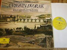 2864004 Dvorak Complete Slavonic Dances etc. / Kubelik 3 LP box
