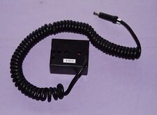 Quantum PM-S Power Cable For Sunpak Flashes 522, 544, 455 & 555 - Good Condition