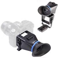 "Universal LCD Foldable Viewfinder for 3.2""Nikon Canon Panasonic Pentax DSLR 3.0X"
