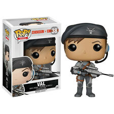 Evolve POP Val Vinyl Figure NEW Toys Video Game Characters FUNKO