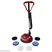 Burnisher Room Cleaner Mop Electric Floor Polisher Machine Scrubber Buffer