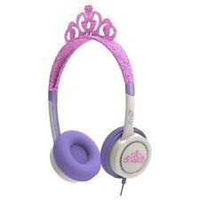 iFrogz Little Rockers Volume Limiting Kids Costume Headphones - Pink Tiara