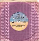 "OLIVIA NEWTON-JOHN - MAKE A MOVE ON ME - 7"" 45 VINYL RECORD - 1981"