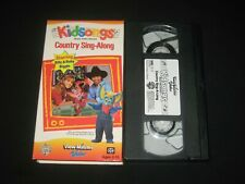 Kidsongs - Country Sing-Along (VHS, 2003)