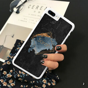 Personalised Marble Phone Case Cover For Apple Samsung Huawei 114-2